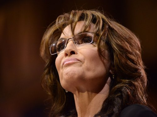 Sarah Palin caught speeding, blames Sammy Hagar song