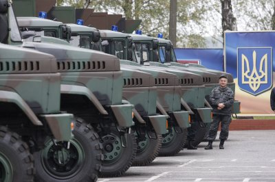 Four killed by artillery shell in Donetsk, Ukraine