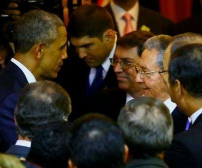 Obama, Castro set for historic meet at Panama summit