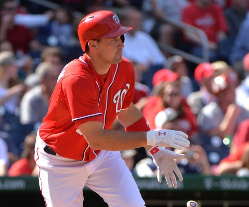 Ryan Zimmerman's blast backs Washington's pitching