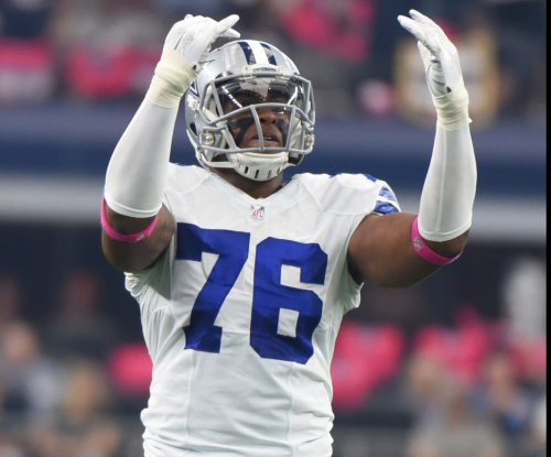 Cowboys' Greg Hardy gets a lifeline from Hall of Famer Charles Haley