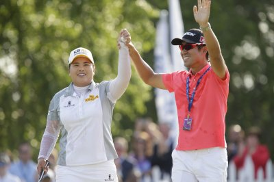 Inbee Park leads Ochoa Invitational by three