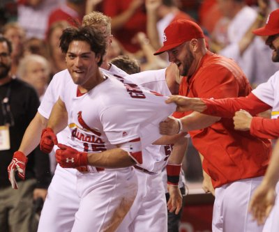 Randal Grichuk walkoff homer lifts St. Louis Cardinals past Chicago Cubs