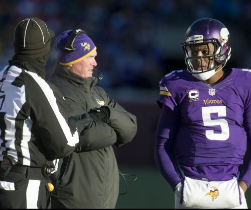 Mike Zimmer: No timetable on Minnesota Vikings QB Teddy Bridgewater's return