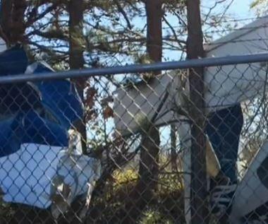 Two die in Georgia small plane crash
