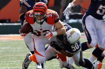 Cincinnati Bengals lose RB Rex Burkhead to New England Patriots
