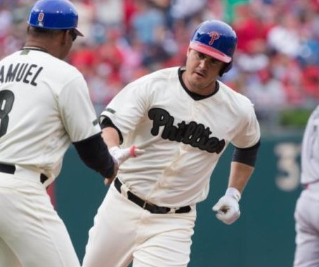 Philadelphia Phillies beat Cincinnati Reds on Tommy Joseph's walk-off RBI