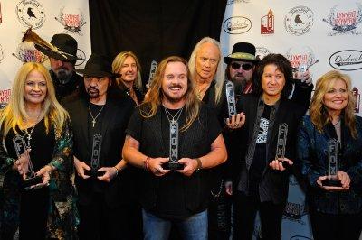 Judge blocks Lynyrd Skynyrd movie from former drummer Artimus Pyle