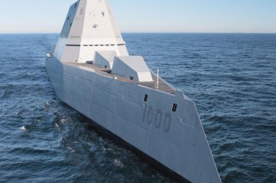 Raytheon awarded contract for computer systems on Zumwalt-class destroyers