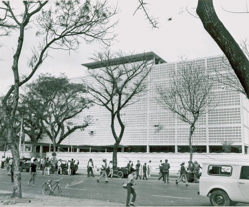 On This Day: Viet Cong guerrillas attack U.S. Embassy