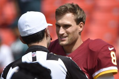 Kirk Cousins: Minnesota Vikings will be in 'very heavy' on QB