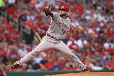 Reds turn to Reed in series finale vs. Brewers