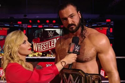 WWE Raw: Drew McIntyre battles Big Show