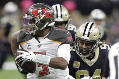 Saints sign ex-Buccaneers QB Jameis Winston to one-year contract