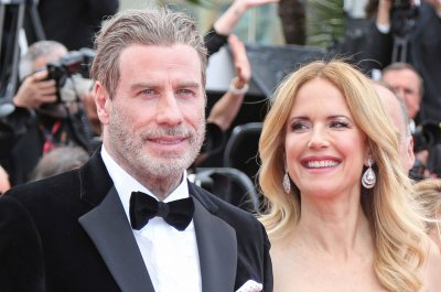 John Travolta posts wedding photo for Kelly Preston's birthday