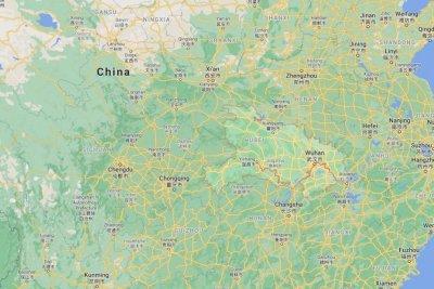 Chinese market blast kills 12, injures more than 130