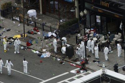Man arrested for placing backpacks at Boston Marathon finish line