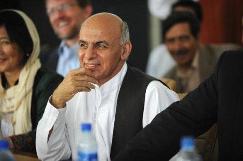 Ashraf Ghani elected president of Afghanistan