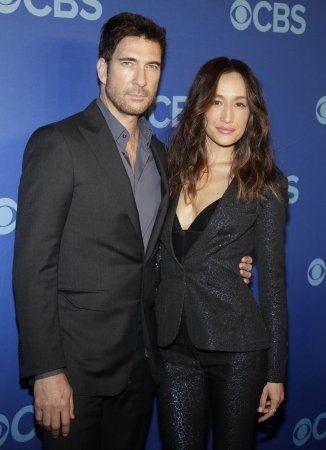 Dylan McDermott dating 'Stalker' co-star Maggie Q