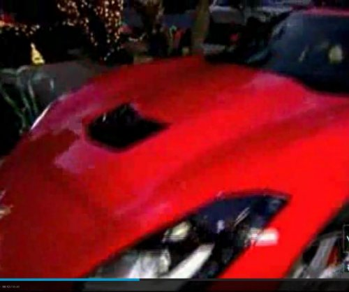 Built-in Corvette cam captures valet's joyride