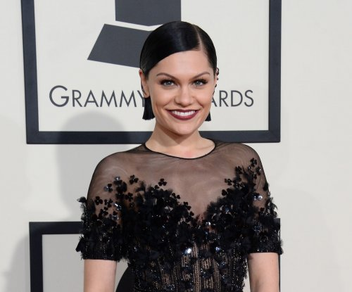 Jessie J and Tom Jones duet on 'You've Lost that Lovin' Feelin'' at the Grammys