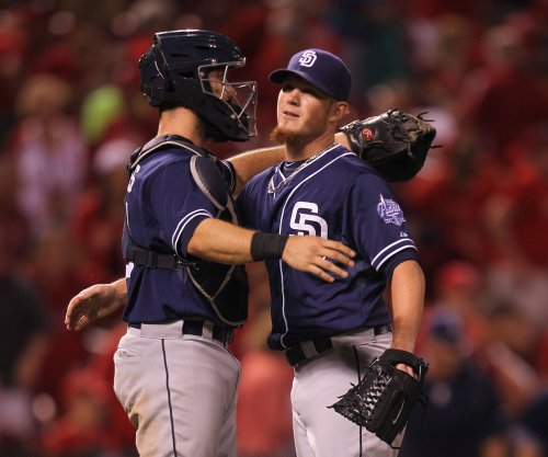 Red Sox pick up Craig Kimbrel in trade with Padres