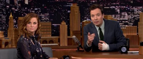 Amy Poehler tells Jimmy Fallon her biggest fear: 'Being mistaken for J-Lo'