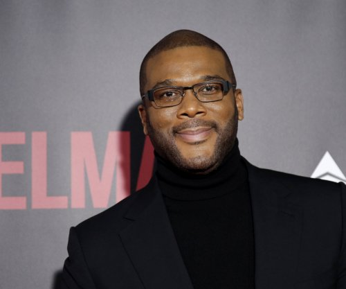 Tyler Perry shooting 'Madea Halloween' in Atlanta