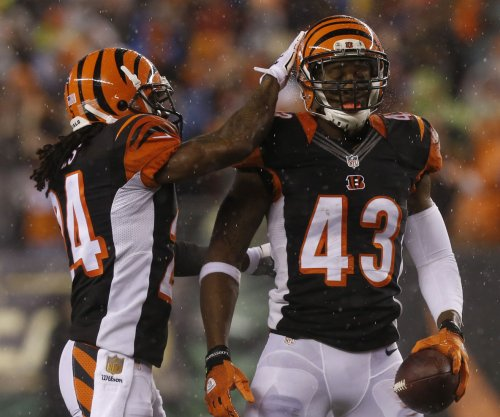 Cincinnati Bengals' Cedric Peerman, Adam Jones named to Pro Bowl
