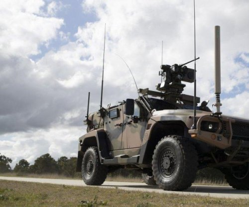 Computer system for Hawkei vehicles tested