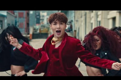 Jason Derulo, Lay, NCT 127 release Michael Jackson tribute video