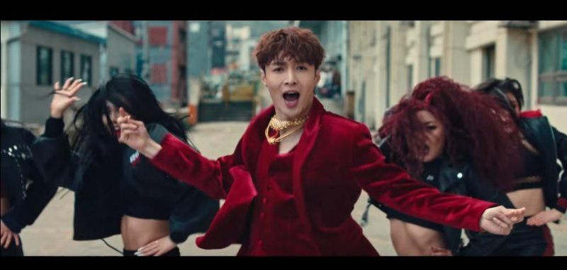 Jason Derulo, Lay, NCT 127 release 'Let's Shut Up & Dance' video