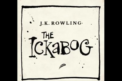 J.K. Rowling to release new book 'The Ickabog' online