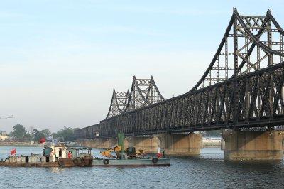 China preparing for resumption of North Korea trade, report says