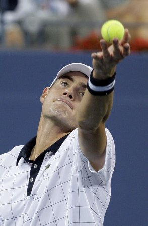 Isner, Querrey set for U.S. Davis Cup team