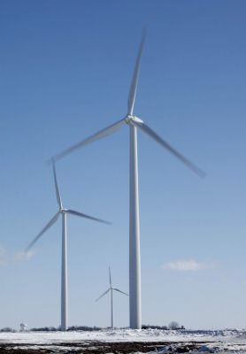 Wind technology testing center funded
