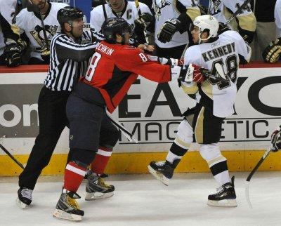 NHL: Washington 2, Buffalo 0