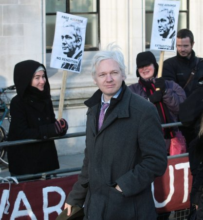 The Year in Review 2012: WikiLeaks Assange still at embassy in London; U.S. soldier awaits trial
