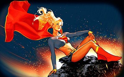 'Supergirl' TV series being eyed by WB