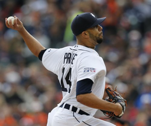Detroit Tigers reach 1-year mega-deal with Price