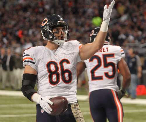 Chicago Bears TE Zach Miller, WR Eddie Royal diagnosed with concussions