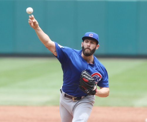 Jake Arrieta ends losing streak in Chicago Cubs' 4-0 win