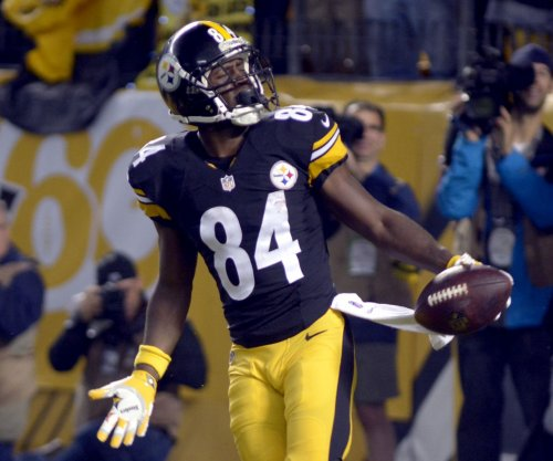 Pittsburgh Steelers' Antonio Brown fined again for TD celebration [Video]