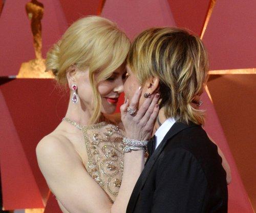 Nicole Kidman says 'awkward' Oscars clap was to protect ring