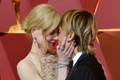 Nicole Kidman says 'awkward' Oscars clap was to protect ring