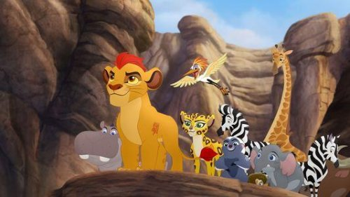 'Lion Guard,' 'Mickey and the Roadster Racers' renewed by Disney Junior