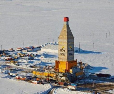 Russian gas project in the Arctic gets European support