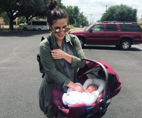 Bristol Palin enjoys 'girls day' with daughter Atlee