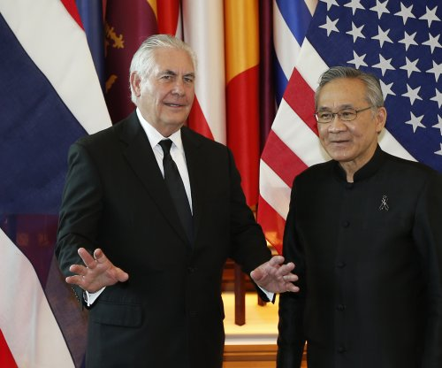 Tillerson urges Asian nations to pressure North Korea