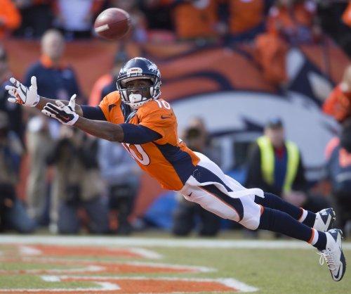 WR Emmanuel Sanders joins Broncos' recruitment of Kirk Cousins